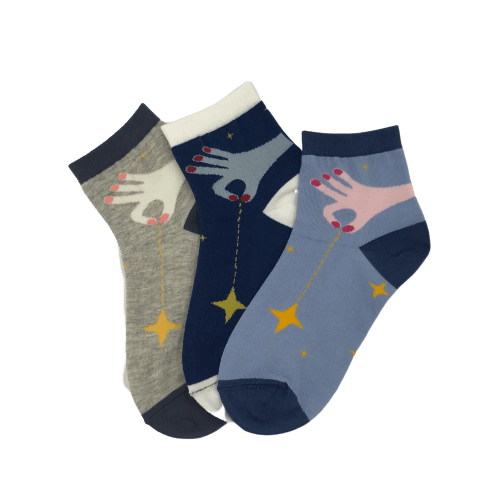 custom fashion designer leisure socks suppliers production